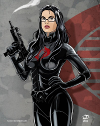 The Baroness from Tloessy