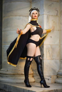 EveilleCosplay as Storm