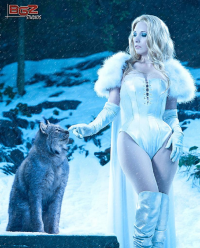 Meredith Placko as Emma Frost