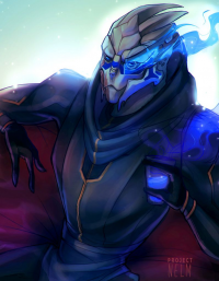 Garrus Vakarian from Projectnelm