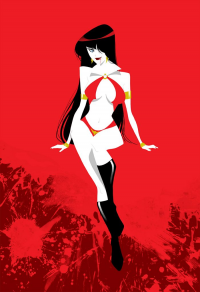 Vampirella from Elena Casagrande