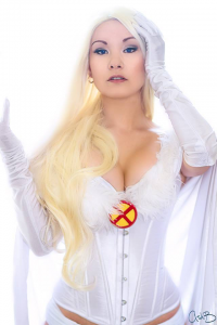 Ani-Mia as Sue Storm