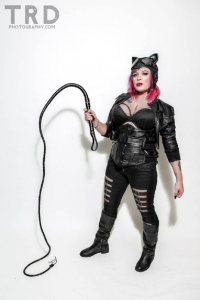 Lena Leather as Catwoman
