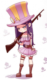 Caitlyn from chanseven