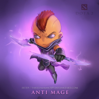 Anti-Mage from VirtualMan209