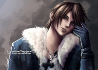 Squall Leonhart from Namwhan-K