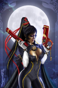 Bayonetta from Fernando Neves Rocha