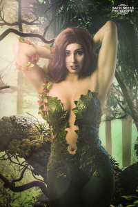 Aimeeswiftfitness as Poison Ivy