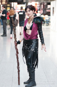 GraceyDarling as Morrigan