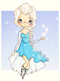 Elsa of Arendelle from agusmp