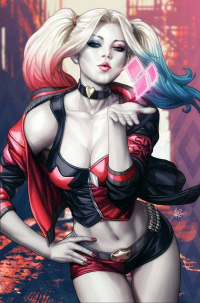 Harley Quinn from Stanley Lau