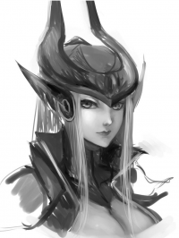Syndra from KumikoPixiv