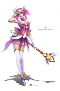 Lux from Monori Rogue