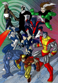 X-Men from Andrew Fitzgerald