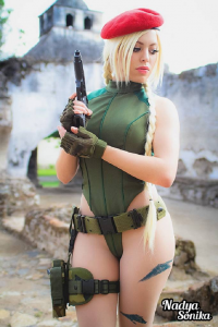 Nadya Sonika as Cammy White