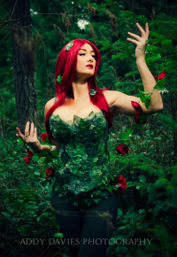 Dayna Baby Lou as Poison Ivy