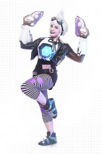 Candy Valentina as Tracer