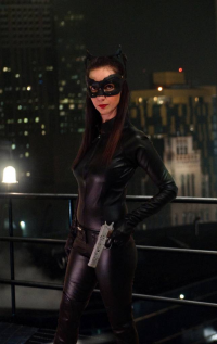 Sarah Louise Compson as Catwoman