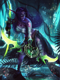 Nightelf/Demon Hunter from Eddy Shinjuku