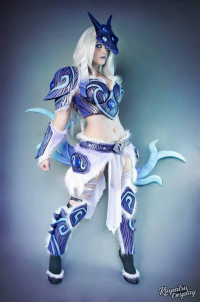 Tayla Barter as Kindred
