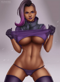 Sombra from Flowerxl