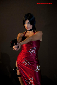 Michela Cosplay as Ada Wong