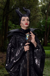 Lancaster Cosplay Inc. as Maleficent