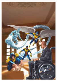 X-Men from Jeremy Roberts