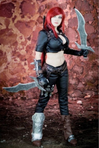 Nashy as Katarina