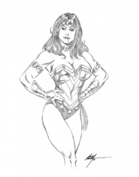 Wonder Woman from pjurado