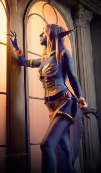 Natasha Firsakova as Queen Azshara