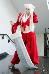 Ryuu Lavitz as Inu Yasha