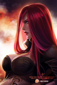 Katarina from Olchas