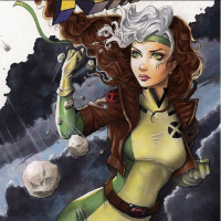 Rogue from Collette Turner