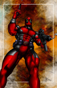 Deadpool from Chris Mcjunkin