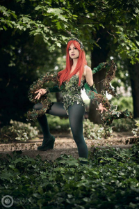 BERCECK as Poison Ivy