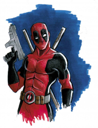 Deadpool from Rotem Sally