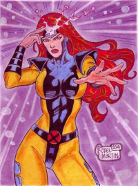 Jean Grey from Martin Rodel