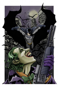 Batman/The Joker from Kevin Minor