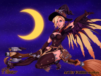 Mercy/Witch from Phillip Matias