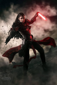 Datgermia as Darth Mirage