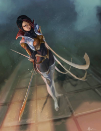 Fiora from nfouque