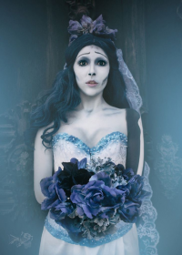 Sajalyn as Corpse Bride