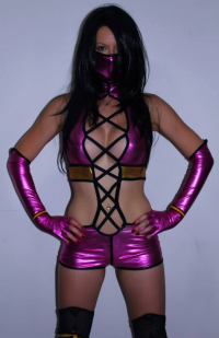 Lady Jaded as Mileena