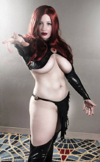 BelleChere as Madelyne Pryor