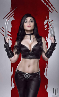 Jennifer Van Damsel as X-23