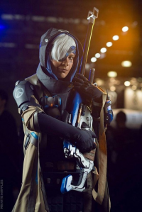 Ellari3l as Ana Amari