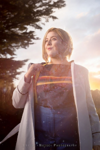 Nyxie Cos as 13th Doctor