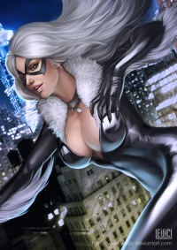 Black Cat from Eric Chen