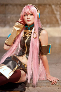 Kira Winters as Luka Megurine